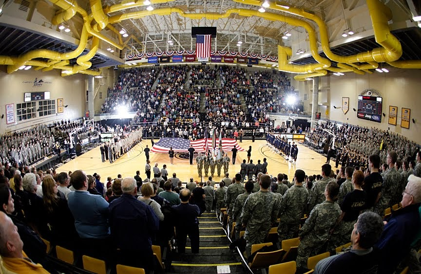 Chet Gordon Photographer Army Navy Basketball