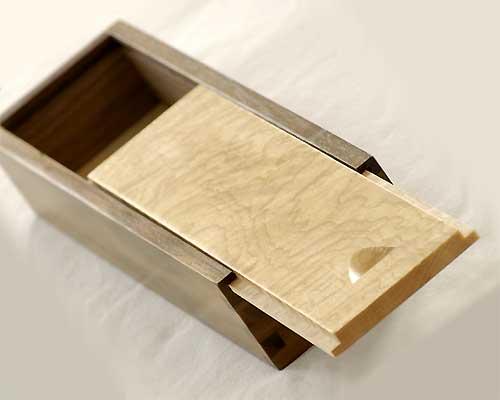 Billy: Easy Wood Pencil Box Plan Wood Plans US UK CA