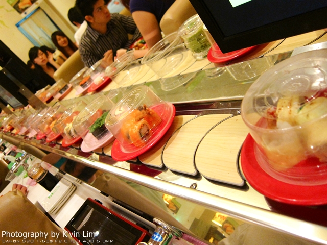 Sakae Sushi Business Plan