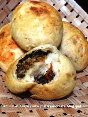 Resep Roti Isi Abon Ikan Tongkol