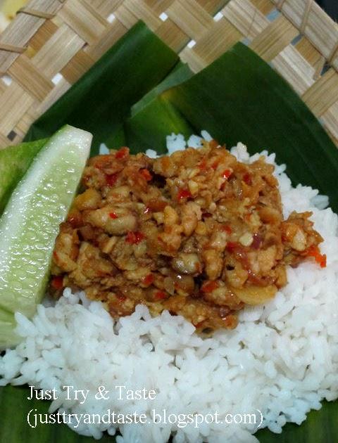 resep sambal tempe   taste Resepi Nasi Goreng Nenek Enak dan Mudah