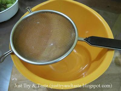 Resep Homemade Susu Kedelai