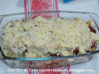 Resep Lasagna JTT