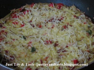 Resep Omelete Nasi Bumbu Kari