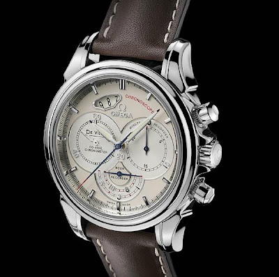 79580029eed41 New Omega Watch Reviews  The Omega De Ville Co-Axial Chronoscope