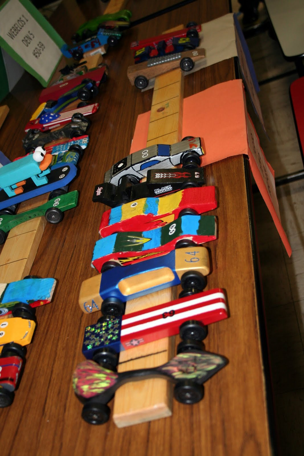 Cub Scout Pack 003 Pinewood Derby