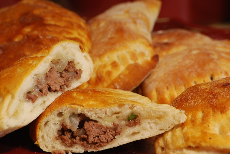 Brick Oven Beef N Swiss Meat Pies