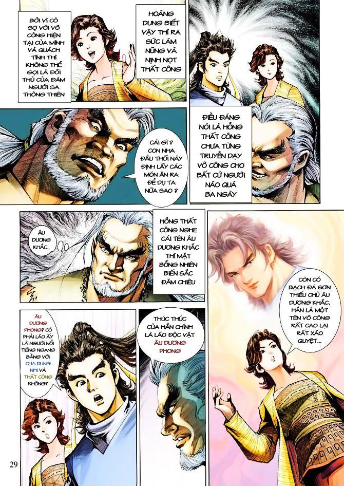 Anh Hùng Xạ Điêu anh hùng xạ đêu chap 23 trang 28