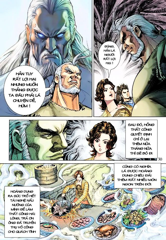 Anh Hùng Xạ Điêu anh hùng xạ đêu chap 23 trang 29