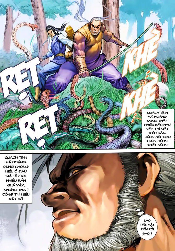 Anh Hùng Xạ Điêu anh hùng xạ đêu chap 23 trang 32