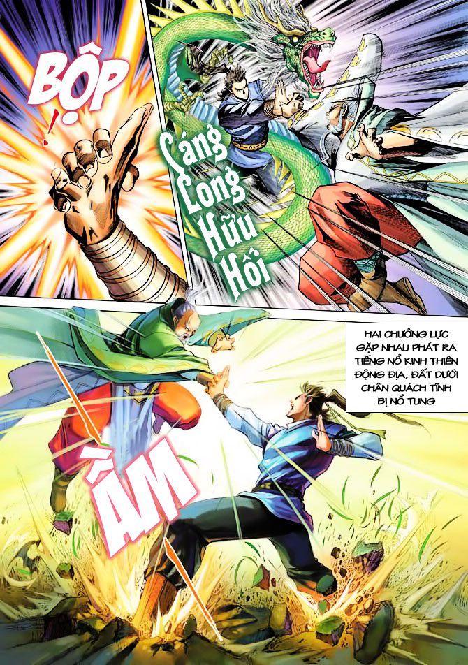 Anh Hùng Xạ Điêu anh hùng xạ đêu chap 23 trang 3