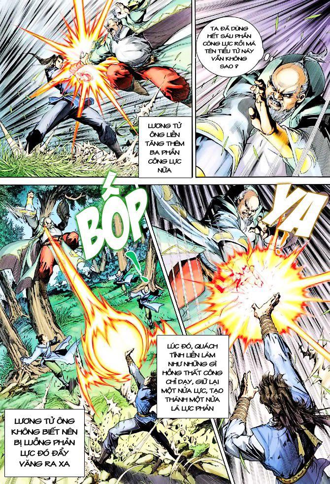 Anh Hùng Xạ Điêu anh hùng xạ đêu chap 23 trang 4