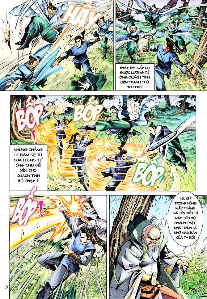 Anh Hùng Xạ Điêu anh hùng xạ đêu chap 23 trang 5