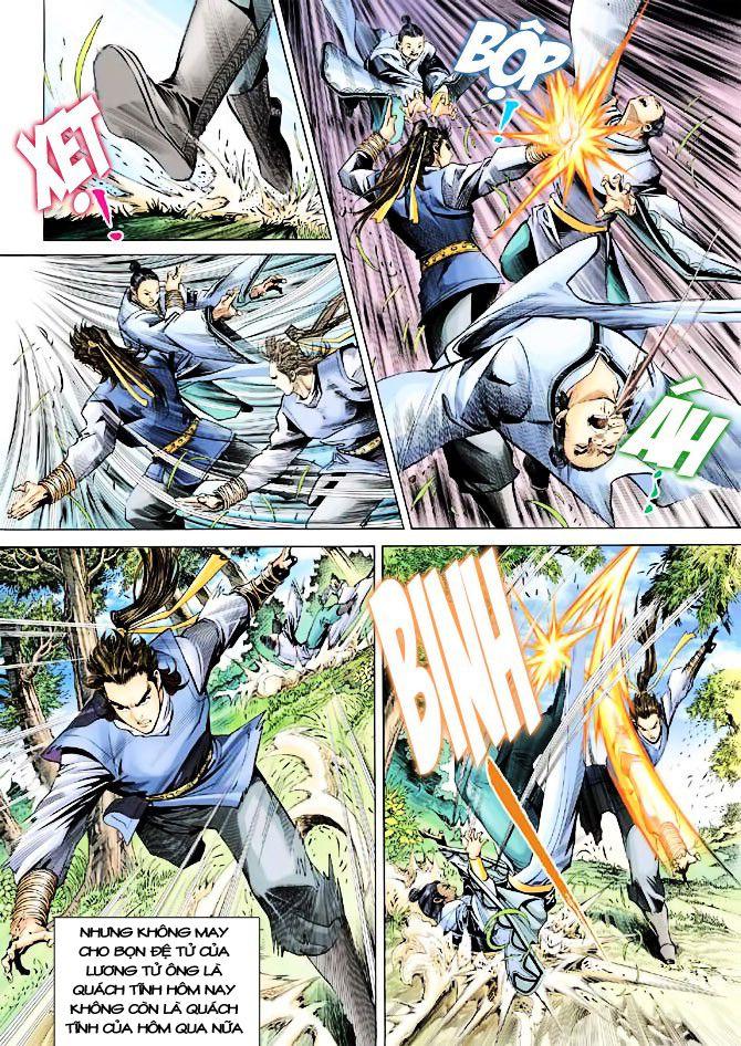 Anh Hùng Xạ Điêu anh hùng xạ đêu chap 23 trang 6