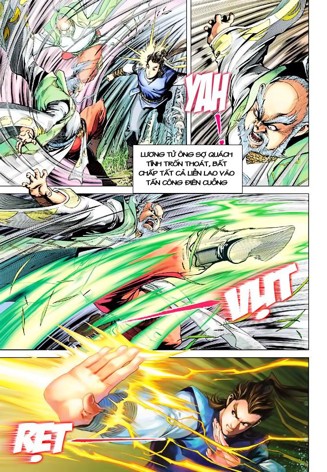 Anh Hùng Xạ Điêu anh hùng xạ đêu chap 23 trang 7