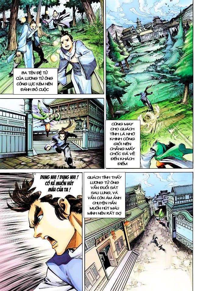 Anh Hùng Xạ Điêu anh hùng xạ đêu chap 23 trang 9