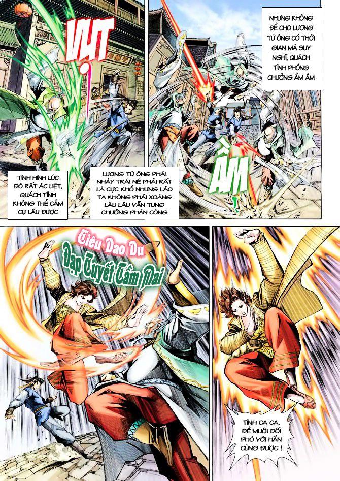 Anh Hùng Xạ Điêu anh hùng xạ đêu chap 23 trang 13