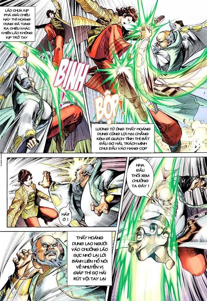 Anh Hùng Xạ Điêu anh hùng xạ đêu chap 23 trang 14