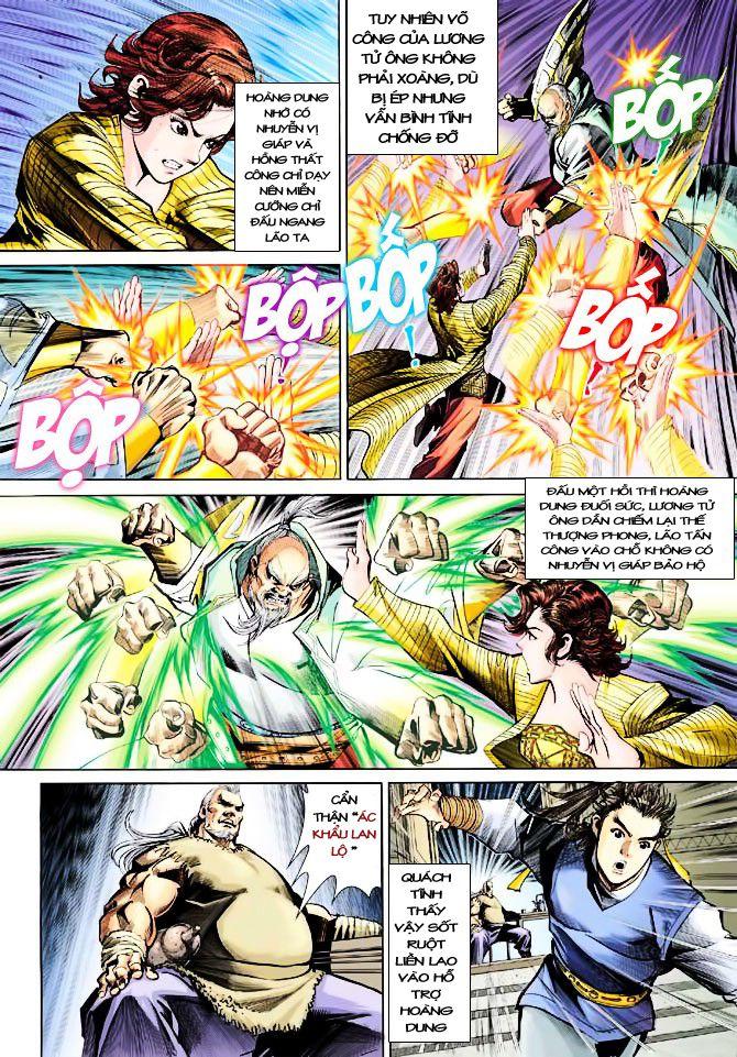 Anh Hùng Xạ Điêu anh hùng xạ đêu chap 23 trang 16