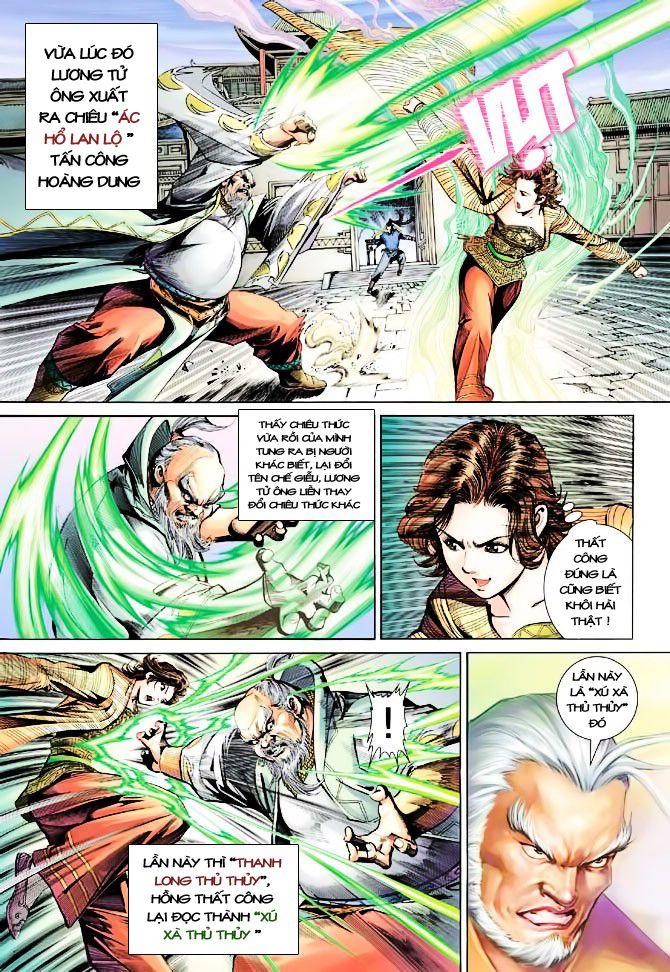 Anh Hùng Xạ Điêu anh hùng xạ đêu chap 23 trang 17