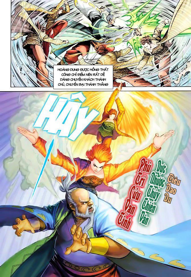 Anh Hùng Xạ Điêu anh hùng xạ đêu chap 23 trang 18