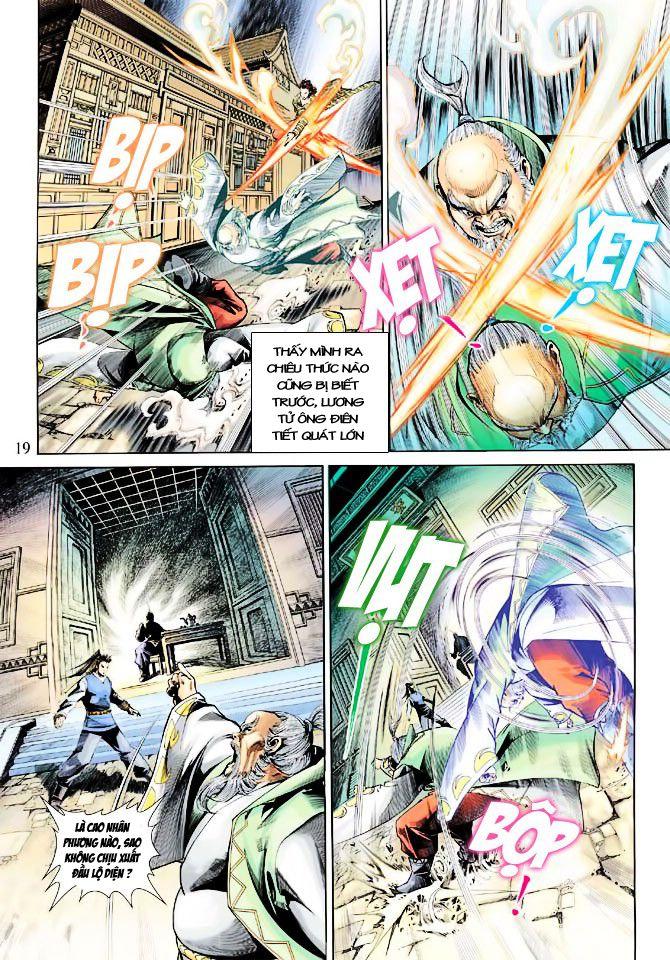 Anh Hùng Xạ Điêu anh hùng xạ đêu chap 23 trang 19