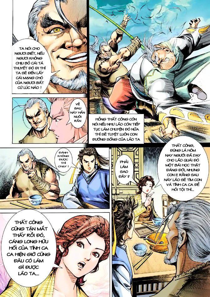Anh Hùng Xạ Điêu anh hùng xạ đêu chap 23 trang 24