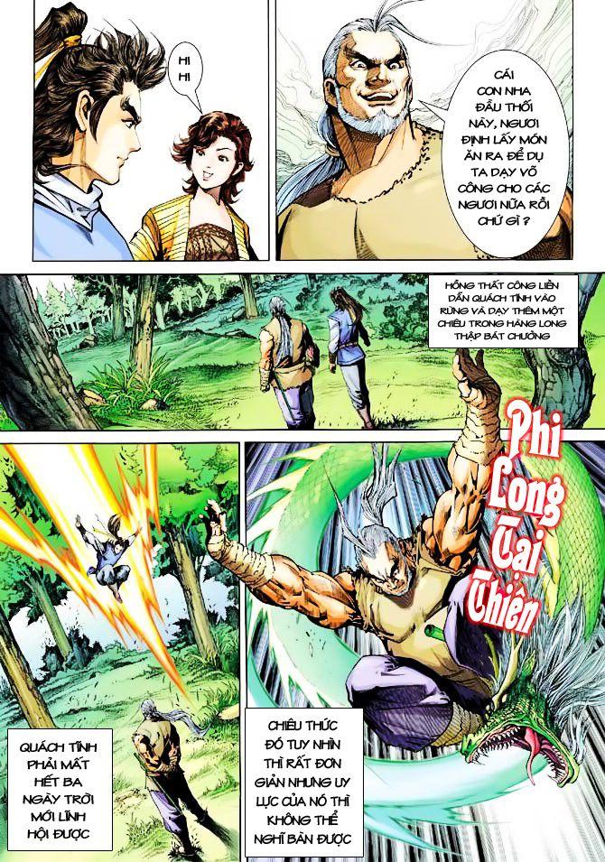 Anh Hùng Xạ Điêu anh hùng xạ đêu chap 23 trang 25