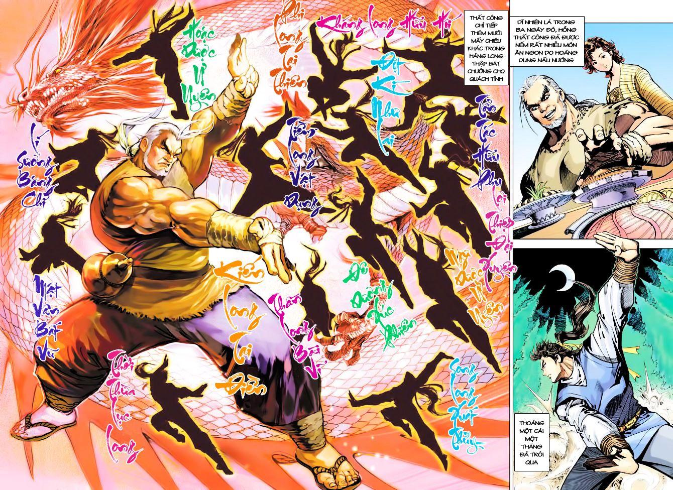 Anh Hùng Xạ Điêu anh hùng xạ đêu chap 23 trang 26