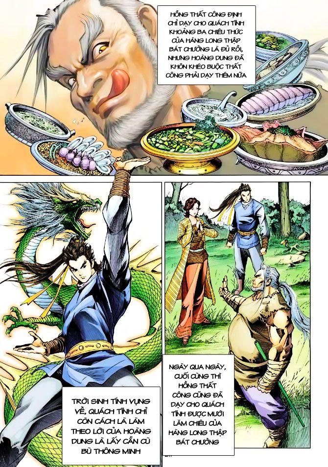 Anh Hùng Xạ Điêu anh hùng xạ đêu chap 23 trang 27