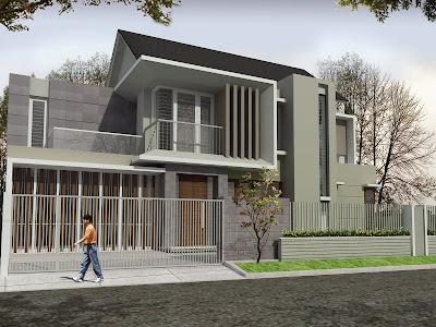 area design: desain rumah minimalis modern dan renovasi