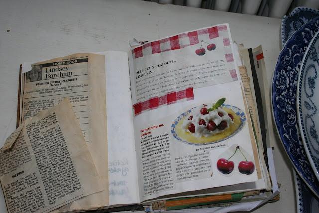 My homemade recipe book