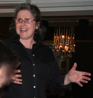 Patricia Michelson, owner of La Fromagerie