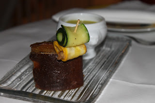 presenter son foie gras