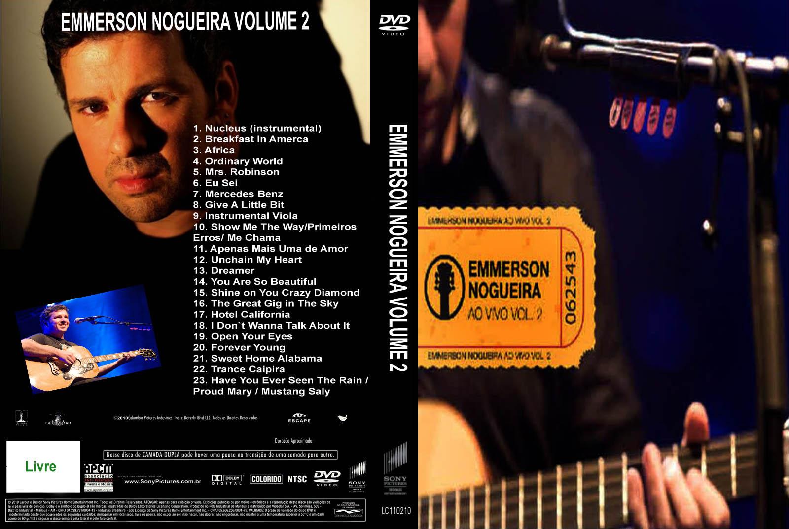 dvd emmerson nogueira ao vivo 2 gratis