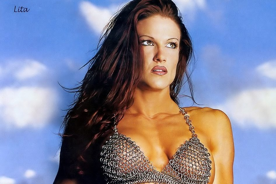 hot and sexy wwe divas zone lita sexy wwe diva