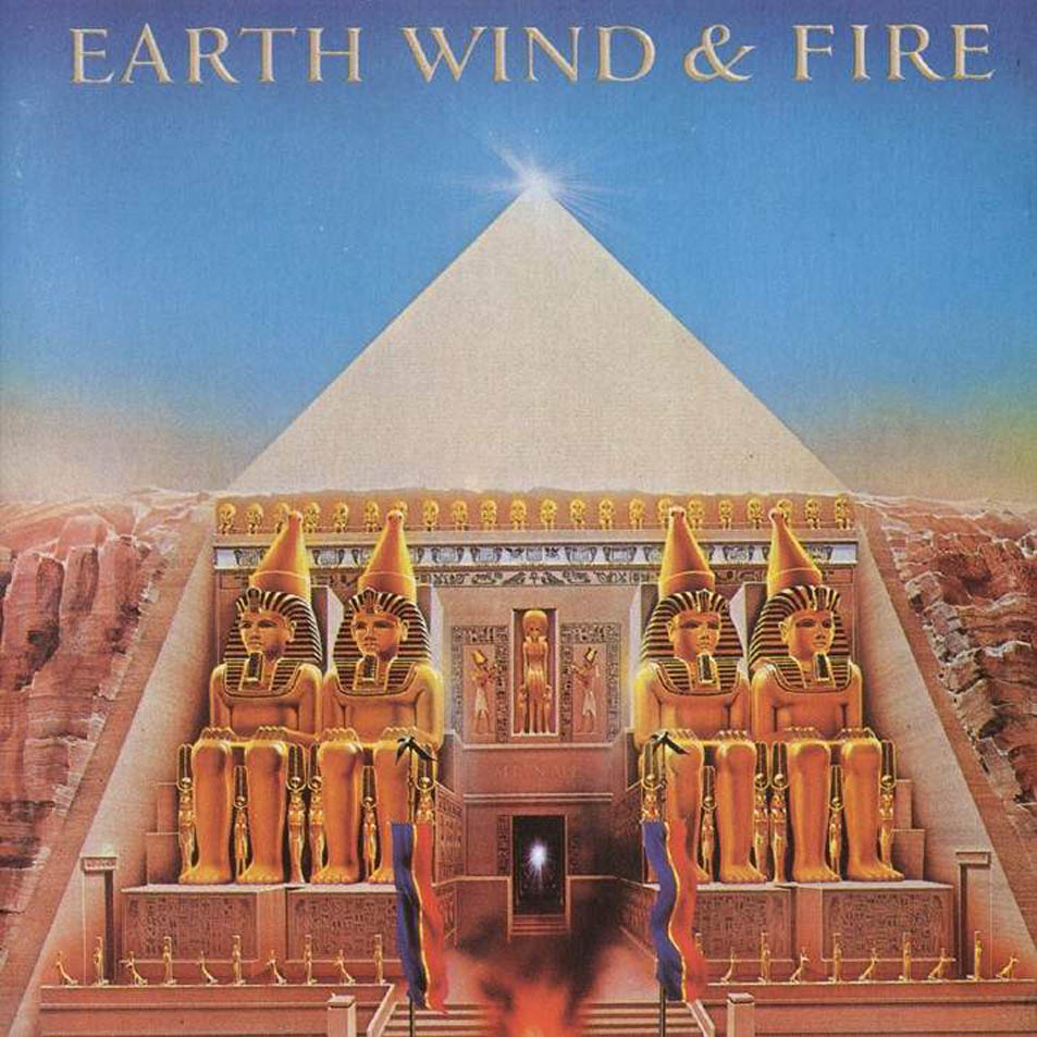 Musicotherapia: Earth Wind And Fire - I Am (1979)