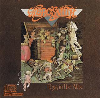 Musicotherapia Aerosmith Toys In The Attic 1975