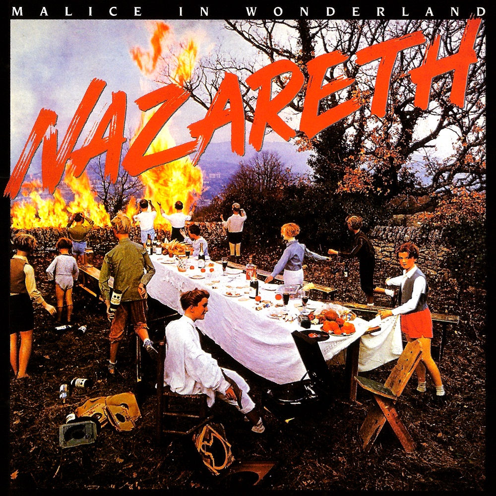 Musicotherapia Nazareth Malice In Wonderland 1980