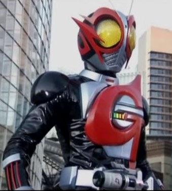 Henshin fever kamen rider fourze episode 1 / Running man