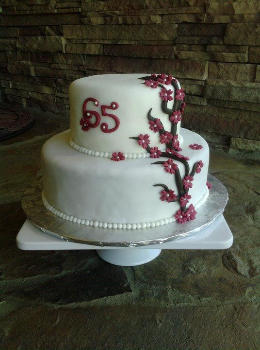 Cakes By Narleen Kristel Happy 65th Birthday