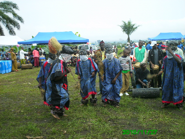 Picture+015 Bakweri People:  Ancient Fierce Fighters, Traditionally Spiritual, Custom-Abiding And Agrarian Bantu People Of Mount Cameroon