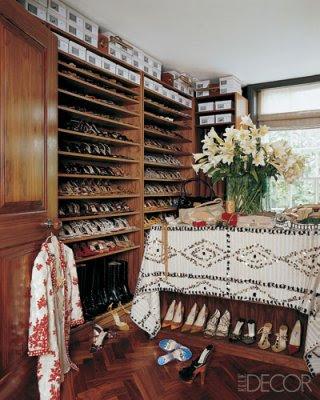 SeekingDecor: Celebrity Closets - Olivia Palermo Apartment Design