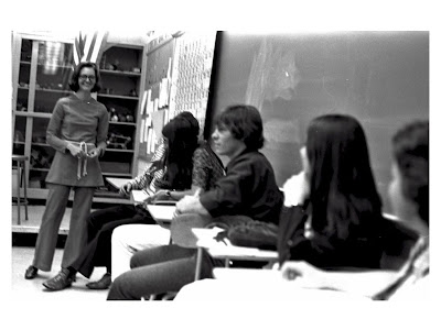 Bowie Living Bowie High Chemistry Class From The 70s