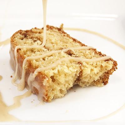 Coffee Cake Maple Safeway Bakery