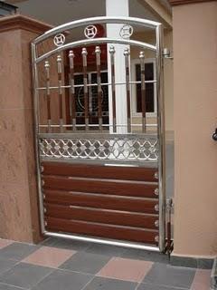 Balcony Sliding Door Design