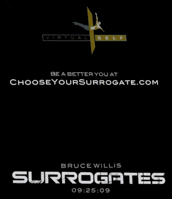 New Surrogates Featurette