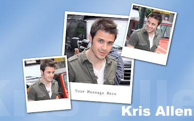 kris allen widescreen wallpapers american idol