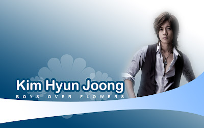 kim hyun joong boys over flowers widescreen wallpapers