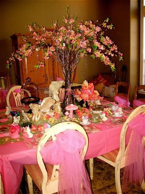 Fairy Tea Birthday Party Oh My Creative